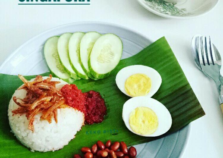 Nasi Lemak Singapura