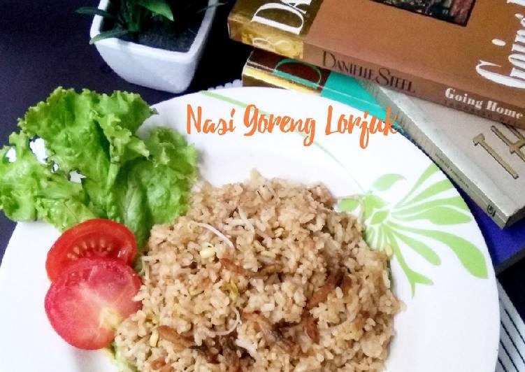 Nasi Goreng Lorjuk