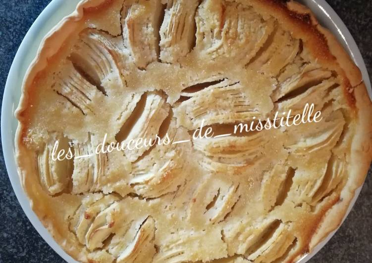 Easiest Way to Make Appetizing Tarte aux pommes