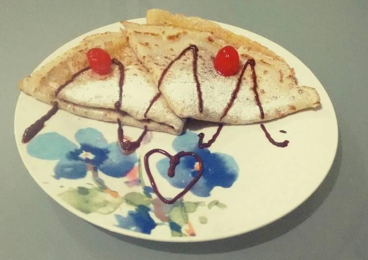 Crepas dulces!!!🗼💒👌