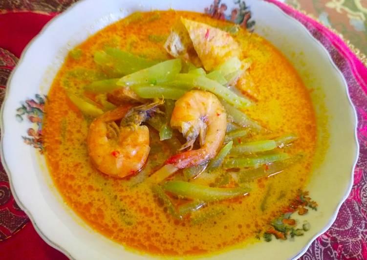 Resep Sayur labu Siam Yang Populer Pasti Endes