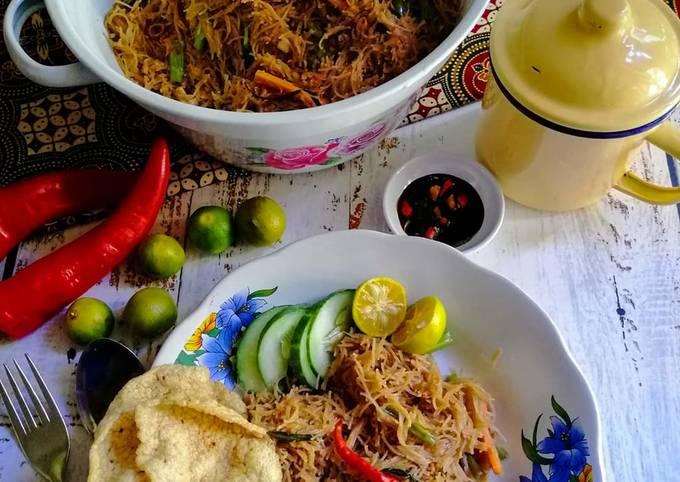 Bihun Goreng Kicap