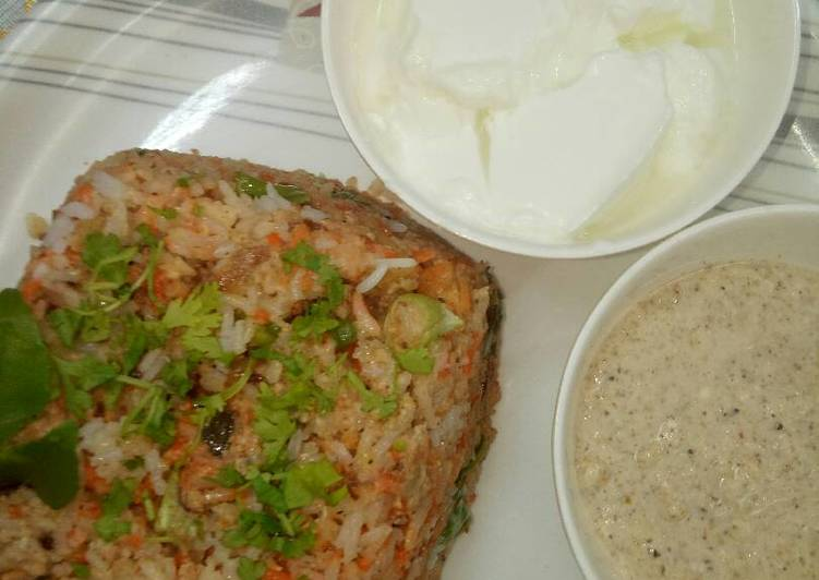 Recipe of Favorite Shahi Biryani