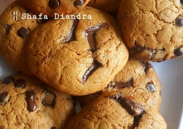 Chewy Peanut Butter Cookies (melted #dessert)🇺🇸