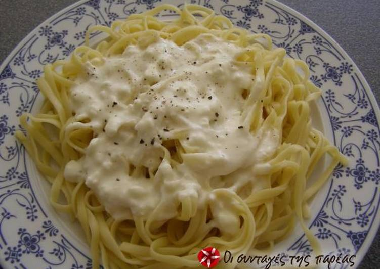 Step-by-Step Guide to Make Favorite Spaghetti with feta cheese