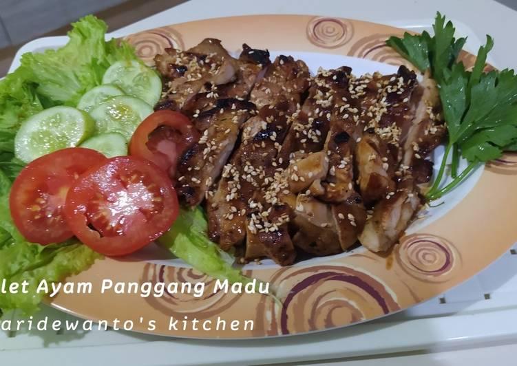 Fillet Ayam Panggang Madu - cookandrecipe.com