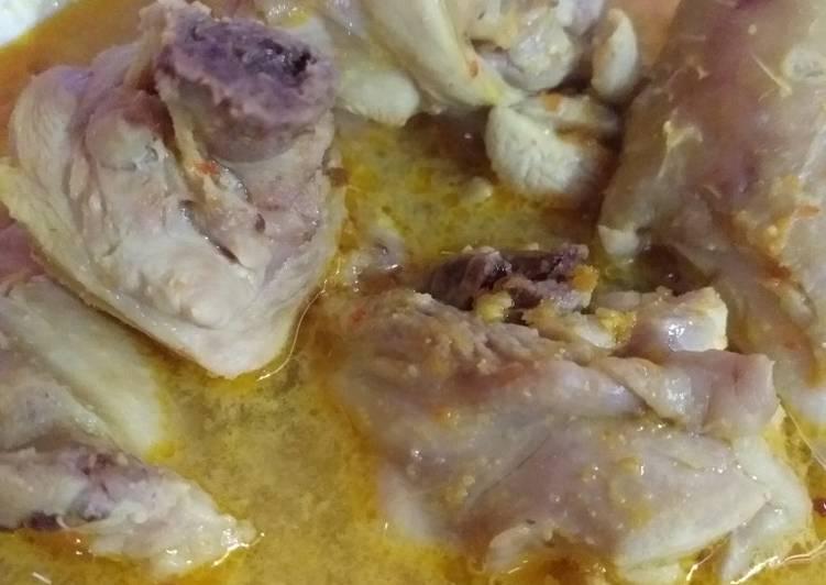 GuLai Ayam Kuah Kuning