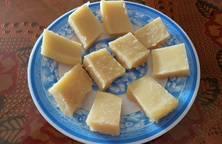 Bánh Sầu Riêng Hấp