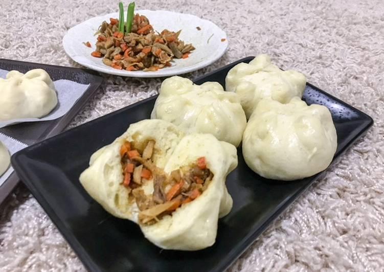 Resep Bakpao Ayam Kurma Paling Gampang
