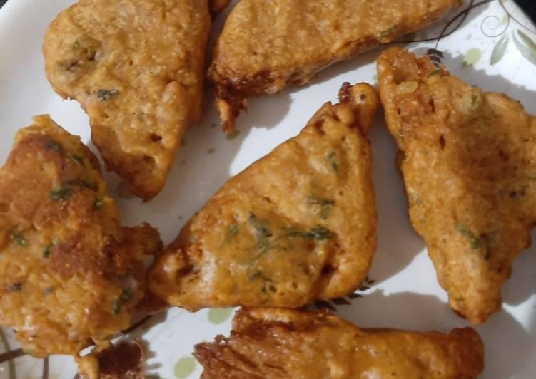 Recipe of Any-night-of-the-week Bread pakoda
