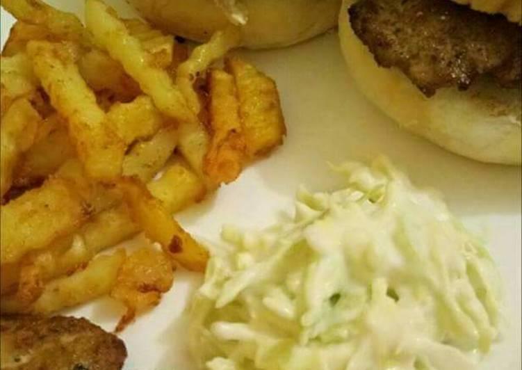 Chicken kabab Burger