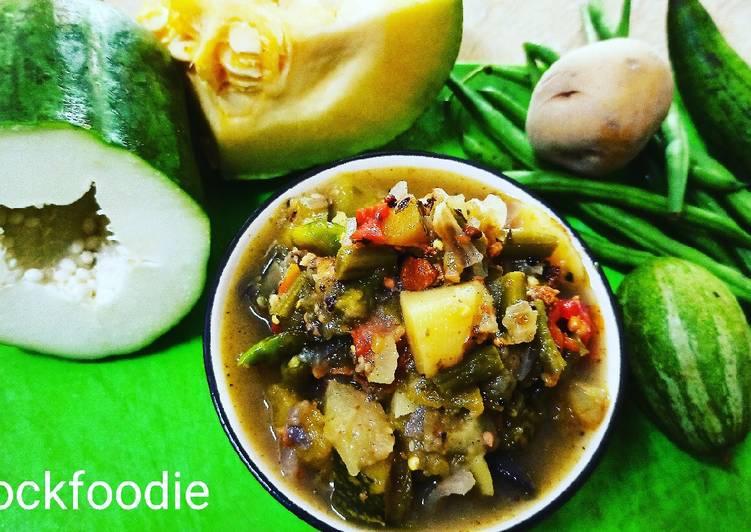 Vegetables Santula