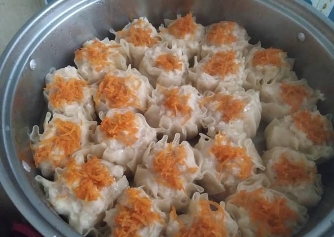 Dimsum Ayam Udang ala Chef Devina - projectfootsteps.org