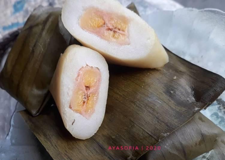 Resep Kue Nagasari Gembleng Oleh Aya Sofia Cookpad