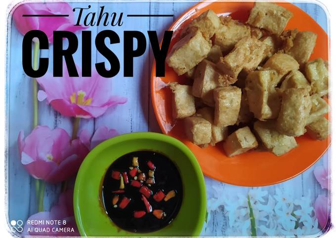 Resep Tahu Crispy yang lezat dan Mudah Dibuat