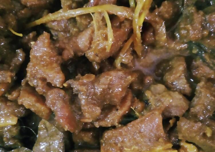 Semur Daging Kambing