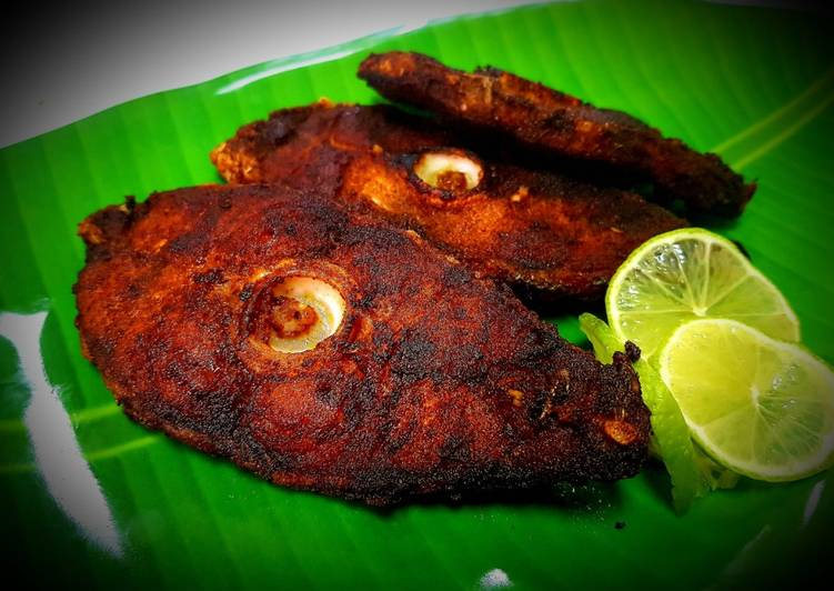 Simple Fish Fry