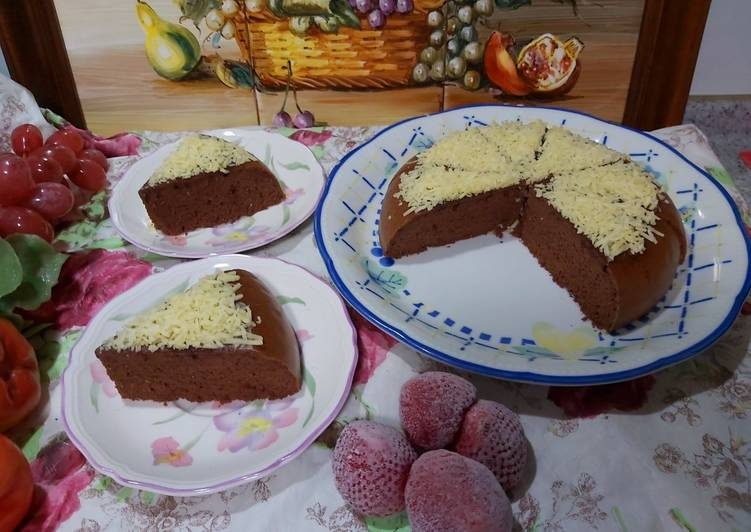 Resep Bolu Coklat Rice Cooker Simple & Sederhana - cookandrecipe.com