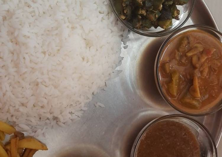 How To Make Your Bihari thali