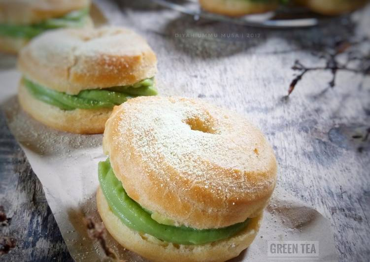 Kue Sus Vla Green Tea Super Yummy