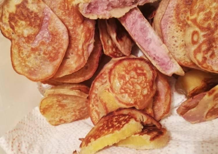 Easiest Way to Make Super Quick Homemade Ngwaci and nduma fritters
