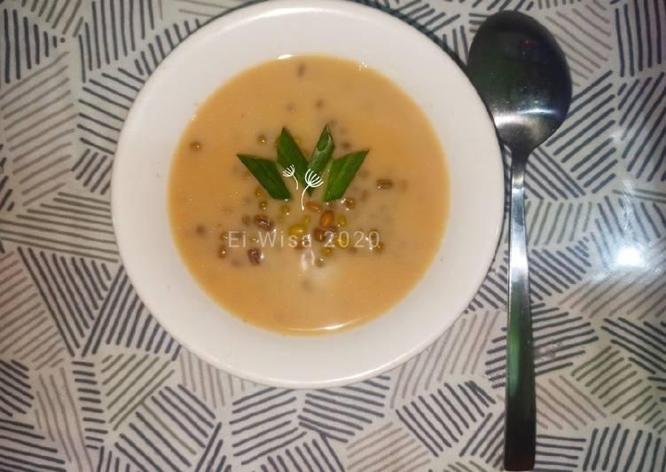 Resep Bubur Kacang Hijau #Diet