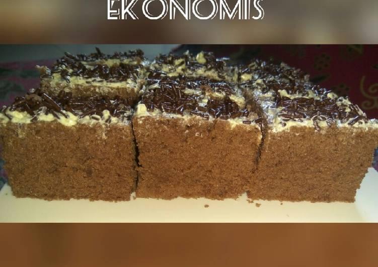 Brownis kukus ekonomis