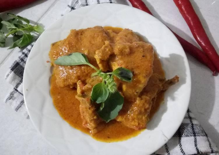 Langkah Mudah Memasak Gulai Ayam 🍛🐔 Anti Gagal