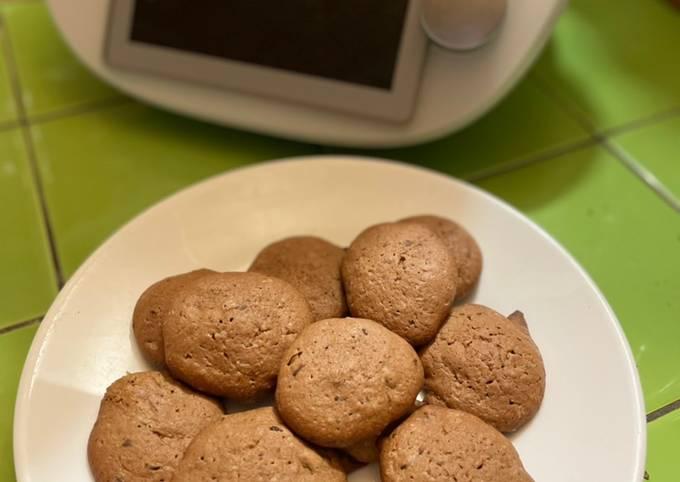 Cookies au chocolat et aux noix