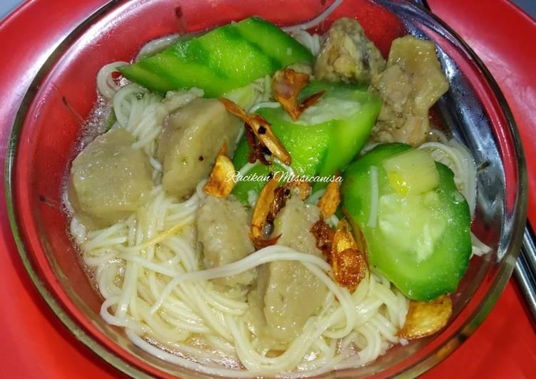 Misoa Kuah Sup