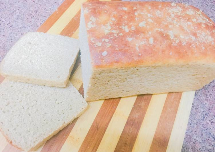 Simple Way to Prepare Homemade Whole wheat and oats homemade bread