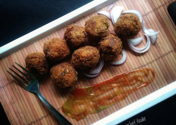 Easiest Way to Prepare Perfect Bread Balls