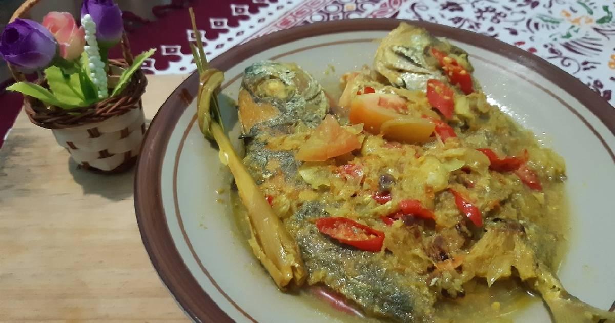 23 Resep Ikan Kuwe Bumbu Kuning Enak Dan Sederhana Ala Rumahan Cookpad