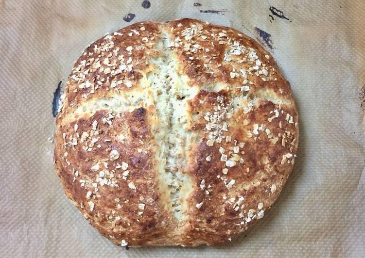 Irish Soda Bread Recipe By Masuyo Newman Cookpad
