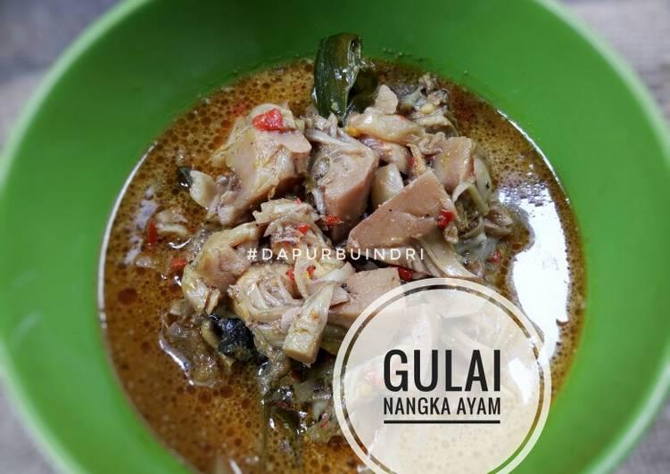 Gulai Nangka Ayam