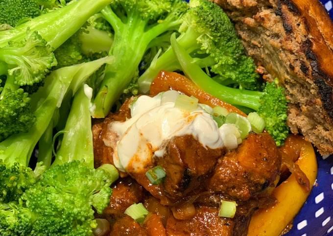 Mel's Pork Stew
