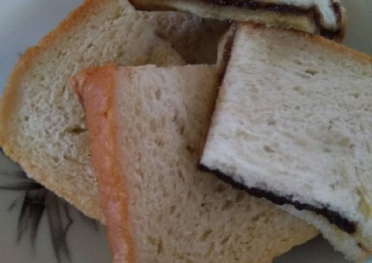 Resep Roti Tawar Kukus bekal anak sekolah Paling Enak