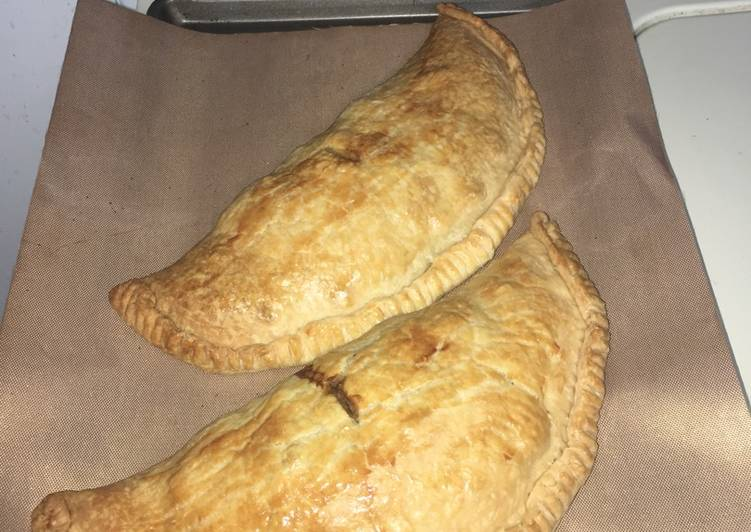 Butte pasty