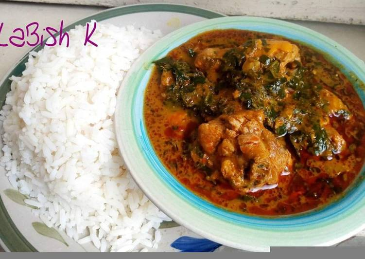 Rice and ofe akwu, Helping Your To Be Healthy And Strong with The Right Foods