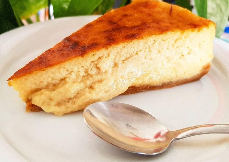 """Mi tarta de queso """"versión 2.0"""" 🔥🔥🔥"""