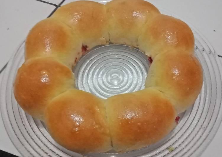 Panduan Buat Roti Sobek Anti Gagal 13 Langkah Yang Mudah