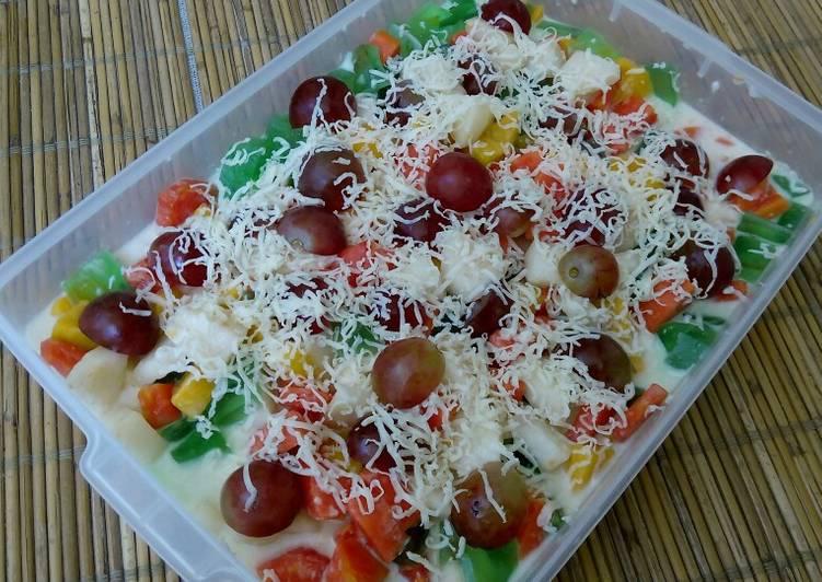 Salad Buah Cimory