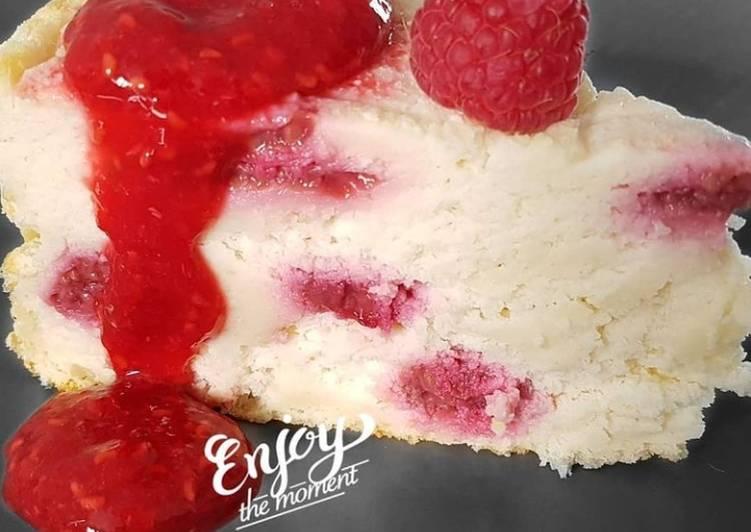 Comment faire Préparer Délicieux Cheesecake 0% MG🥛🍇