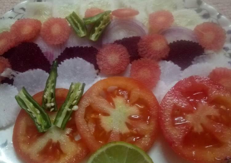 Salad - Laurie G Edwards