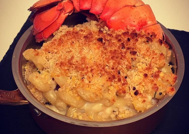 How to Make Perfect Lobster Mac and Cheese