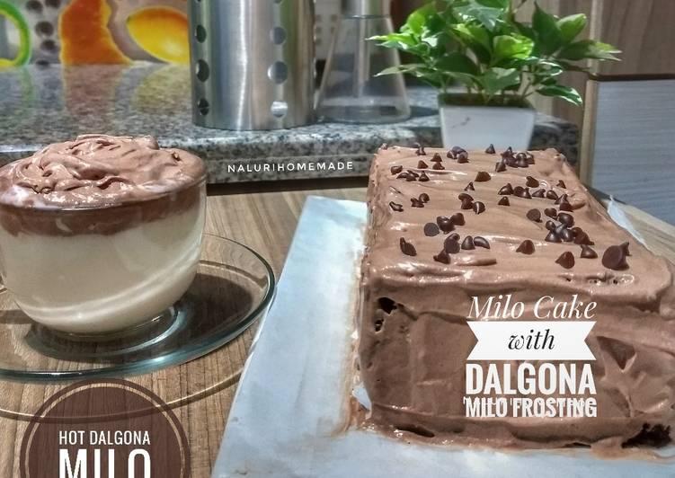 16.2020.Milo Cake with Dalgona Milo Frosting