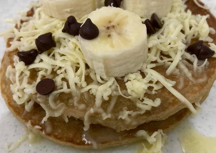 Resep Banana oat pancake (sehat dan simpel) Paling Joss