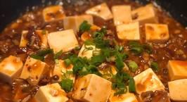 Hình ảnh món Vegan mapo tofu