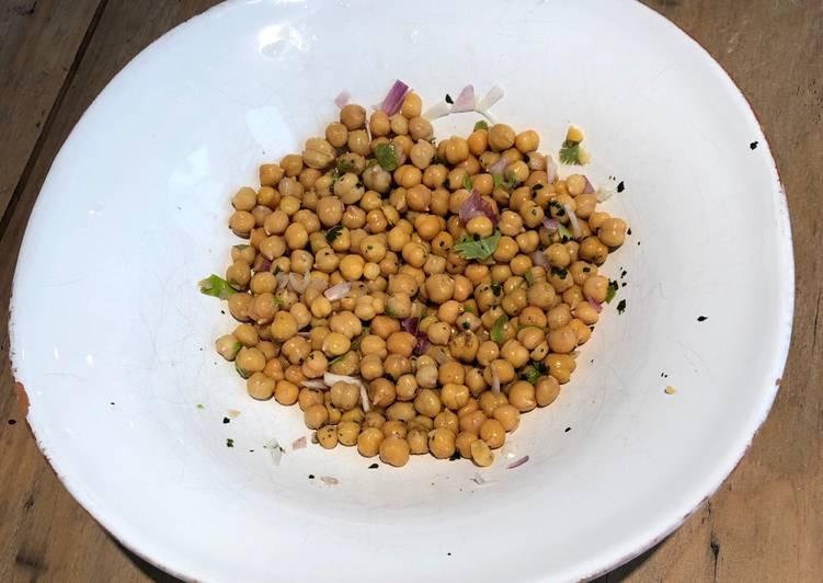 Balila (salade de pois chiches libanaise)
