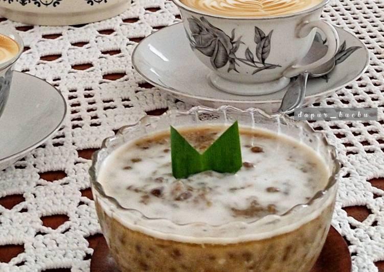 Resep Bubur Kacang Hijau yang Bikin Ngiler